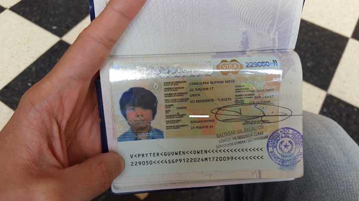 paraguay-visa