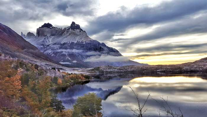 sunset-in-torres-del-paine