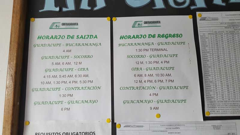 guadalupe-bus-schedule